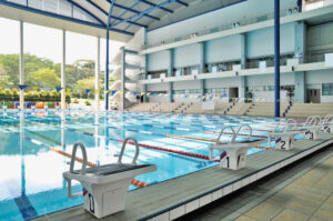 Olympics Size Pool featured at PSB Fitness: Sun & Sand