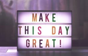 Make this day great by registering with PSB