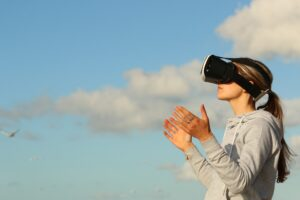 Using Virtual Reality personal training for meditation