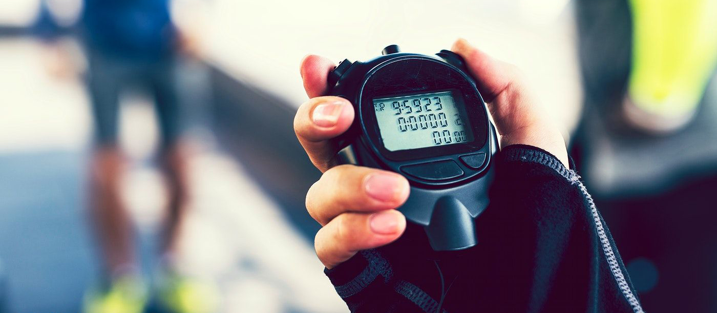 Time-efficient workouts
