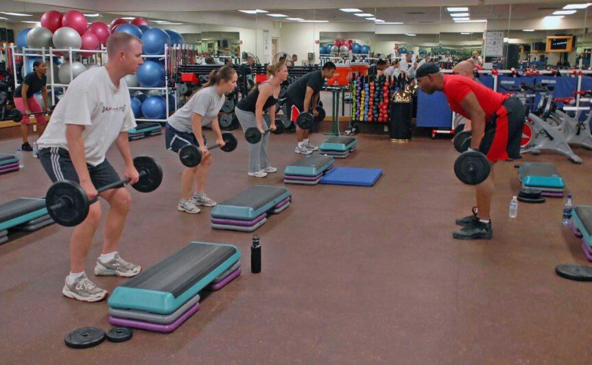 Varsity Athlete training in Mississauga
