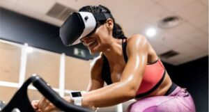 Immersive virtual workout Mississauga Brampton
