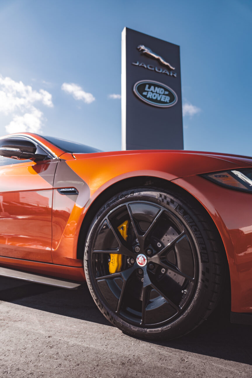 Automotive influencer wheel marketing Mississauga