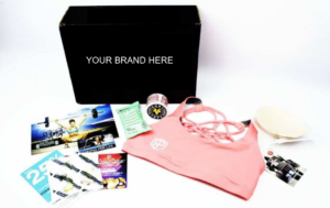 This image is an example of a subscription box